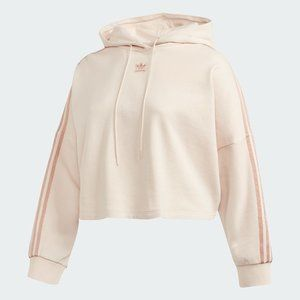 Adidas CROPPED HOODIE Plus Size 2X